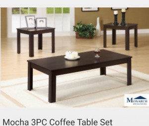 Moving Sale! Coffee Table Set