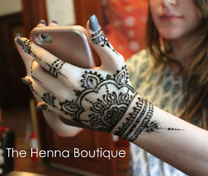The Henna Boutique Windsor Region Ontario image 9