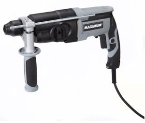 MAXIMUM    5.5A 5/8-in    Rotary Hammer Drill with SDS+ Kit