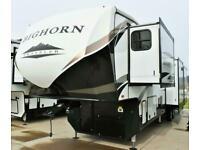 Heartland Bighorn Traveler 37DB Bunkhouse 5th wheel,Showmans,Caravan,Trailer,RV
