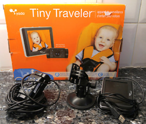 Yada Tiny Traveler car baby monitor