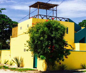 Casa Bougainvillea - For Sale - Chelem, Yucatan​, Mexico