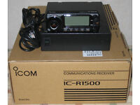 Anyone selling a Icom R-1500