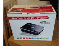 DVD projector like a new £50