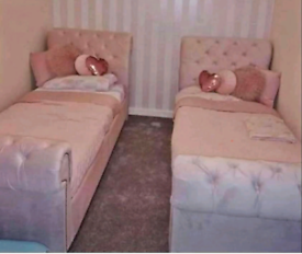 **SALE** BRAND NEW CHESTERFIELD BEDS AND MATTRESS+FREE DELIVERY🚚