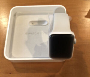 Apple Watch Edition Ceramic Series 2 42MM Mint Condition
