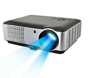 Aok 4200lumens 1080p 3D HDMI up to 120inch