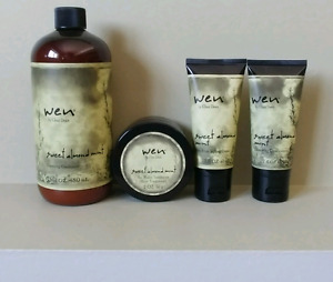 Wen, Sweet Almont Mint hair products