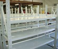 920KG 4 TIER 2mH x 2.4mL x 600mmD METAL RACKING STORAGE SHELVING Wetherill Park Fairfield Area Preview