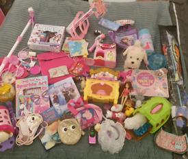 Large Girls Toys Bundle £10