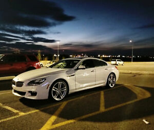 BMW 650I 4 DOOR GRAN COUPE EASY FINANCING $375 BIWEEKLY M-SPORT