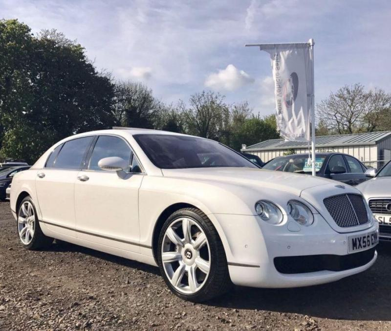 2007 56 BENTLEY CONTINENTAL FLYING SPUR 6.0 W12 TWIN TURBO