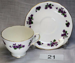 For Sale. Vintage Bone China Cups and Saucers 3 Oakville / Halton Region Toronto (GTA) image 3