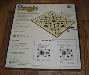 Swoggle : The Creative Word Game (Scrabble with no tiles) West Island Greater Montréal image 3