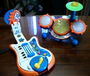 9 lot de jouets musicaux (GRANDE LIQUIDATION)