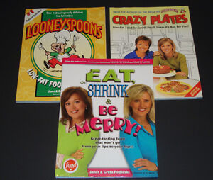 Looney Spoons and Crazy Plates-Low-Fat cooking! London Ontario image 1