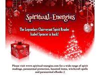 'Spirit Psychic Readings' Clairvoyant Spirit Medium & Paranormal Items