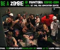 Calling all Zombies!