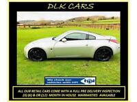 Nissan 350Z 3.5 V6 GT 2dr £5,995 FSH,3 KEYS,COBRA EXH,FAST CAR! 2006 (06 reg),