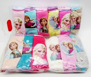 Frozen,Reine Des Neige Elsa,Anna,Snow Queen,caleçons,panties West Island Greater Montréal image 1