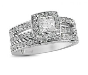 **Exclusive** 1.36 CTW Diamond Engagement Ring