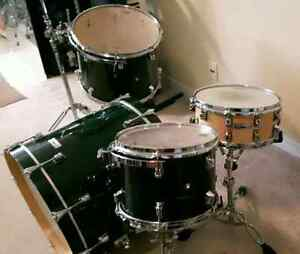Taye drums great for gig or practice $600 or OBO