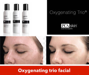 Promotion- Oxygenating  Trio Facial - PCA Skin