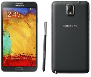Factory Unlocked Samsung Galaxy Note 3 32GB Good Condition