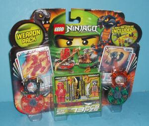 LEGO NINJAGO no 9591, L'ENSEMBLE D'ARMES, NEUF