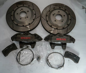 Alcon 355mm big brakes gtr 240sx 300zx silvia