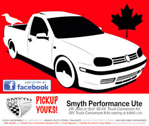 CAMINO-IZE your VW JETTA or GOLF in a weekend...The Ute Kingston Kingston Area image 10