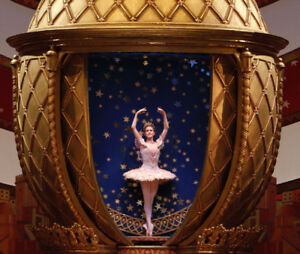 4 NATIONAL BALLET NUTCRACKER FRONT ROW BOX SEATS DEC 20 @ 7:00PM