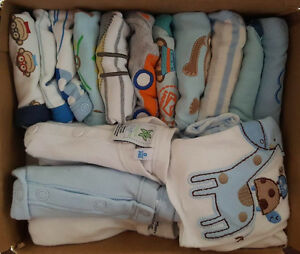Boys Preemie Clothing