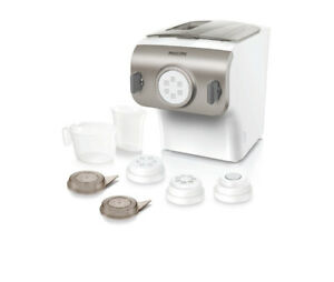 Philips Pasta Maker with 4 Shaping Discs (BRAND NEW)