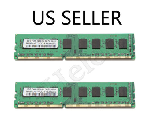 16GB 2X8GB DDR3 1333  240Pin Desktop Memory RAM Only For AMD CPU Motherboard 2
