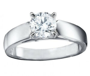 STUNNING 1 CARAT SOLITAIRE