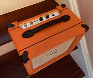 Orange AD-5 All Tube 5Watts Guitar Amplifier