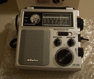 ETON FR-300 Multi-Band Emergency Radio