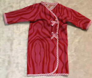 New Kimono style gowns for preemies/babies/hospital gowns...