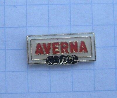 AVERNA / LOGO ...............................Getränke Pin (124a)