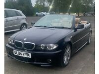 BMW, 3 SERIES, 318 CI Convertible, 2004,M-SPORTS