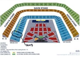 *****2 TAYLOR SWIFT TICKETS, AMAZING SEATS, NEED TO SELL*****