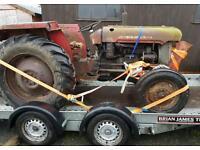 Massey ferguson 35 tractor 3 cylinder perkins