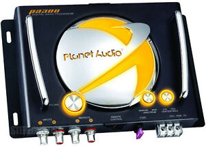 Planet Audio PA3Digital Bass Processor: Car