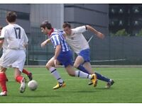 Recruitment open for Saturday Amateur 11-aside Football Club