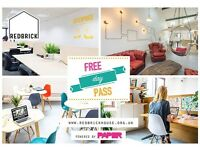 **FREE TRIAL** Studio Space, Desks & Coworking Spaces - Redbrick House - Stokes Croft