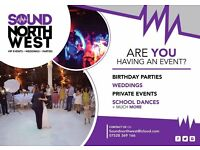 We provide the North West's highest quality team of experienced and expert DJs and music specialists