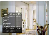 Need A Cleaning Up?Low Price Quality Service!