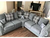 🚚💖BRAND NEW LUXURY VERONA CORNER AND 3+2 SEATER SOFA SET AVAILABEKL IN STOCK 💖🚚