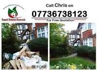 Rapid Rubbish Removals, man and van, scrap metal